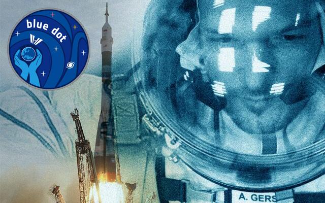 Sojus TMA-13M Blue Dot Alexander Gerst startet zur ISS