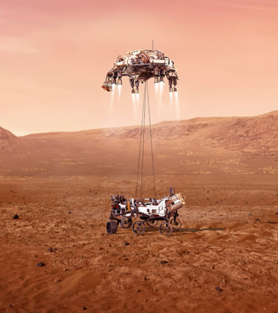 06.08.12 – Curiosity Landung auf dem Mars