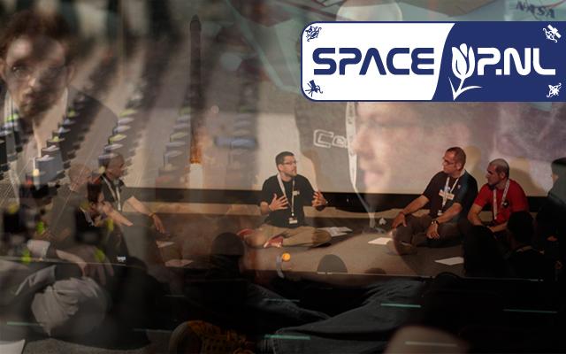 SpaceUP Europe 2012 – Genk
