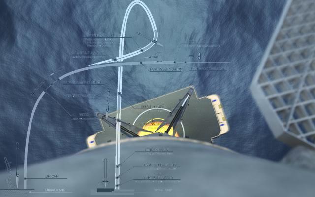 Falcon 9 CRS-5 Start & Landung