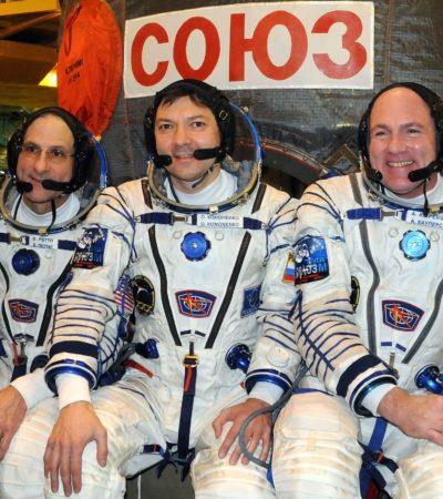 Sojus TMA-03M – Promisse Mission Start