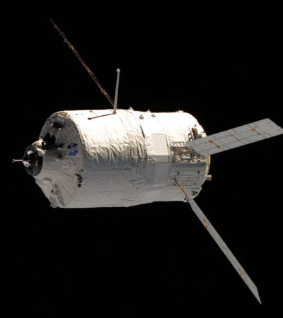 Ariane V mit ATV-3 zur ISS