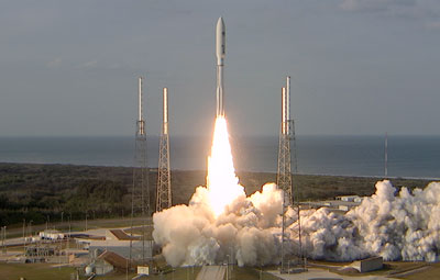 Hier das Replay vom Start der schwersten und höchsten Atlas V Rakete in der Geschichte. Viel Spass beim Anschauen. Einfach Play drücken, nach 7sec beginnt das Video: This text […]