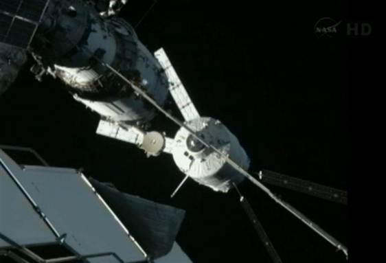 Hier das Replay vom Docking des europäischen Raumtransporters ATV-3 an die Internationale Raumstation ISS. Viel Spass beim Anschauen! Einfach Play drücken, nach 7sec beginnt das Video: This text will […]