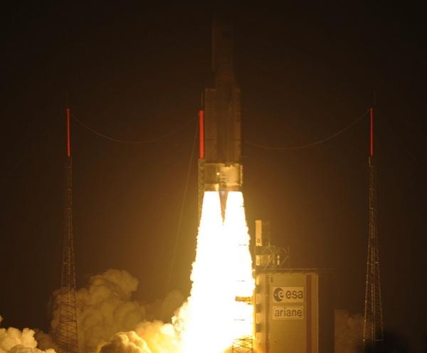 Hier das Replay vom Start des europäischen Raumtransporters ATV-3. Wegen eines kurzen technischen Problems sind es 2 Teile geworden. Viel Spass beim Anschauen! Einfach Play drücken, nach 7sec beginnt […]