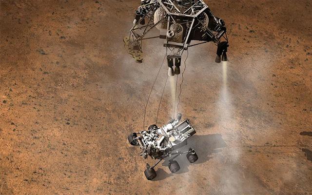 Hier unsere komplette Aufzeichnung von der Landung des Marsrovers Curiosity. Viel Spaß beim Anschauen! This text will be replaced Streicht Euch den Termin dick im Kalender an. Am 6.8. […]