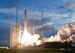 Hier die Aufzeichnung vom Start unserer Ariane V mit Meteosat 10 und Echostar XVII. Viel Spass beim Anschauen. This text will be replacedHier die Aufzeichnung vom Start unserer Ariane […]