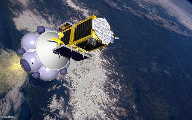 Am 12. Oktober startet die bislang zweite Sojus Rakete vom europäischen Weltraumbahnhof in Kourou mit weiteren Satelliten unseres Navigationssystems Galileo. Auch weil wir letztes Jahr vor Ort am Kontrollzentrum […]