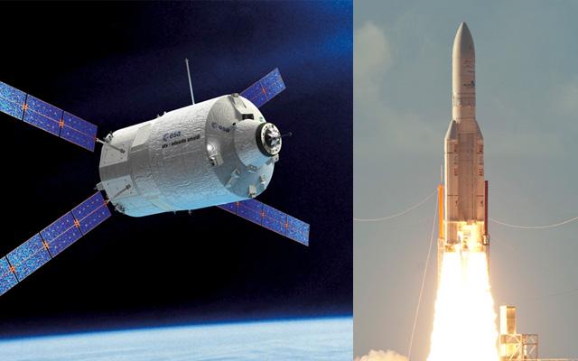 Hier das Video vom Doublefeature! Ariane V Start und ATV Undocking innerhalb von 30min. Das gabs noch nie. Viel Spass beim Anschauen This text will be replacedHier das Video […]