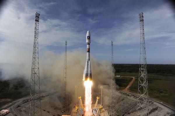 Am 12. Oktober 2012 brachte eine Sojus-Rakete von Kourou in Französisch-Guayana aus das zweite Satellitenpaar für die Galileo-Testkonstellation (IOV) ins All. Hier unsere Aufzeichnung!Am 12. Oktober 2012 brachte eine […]