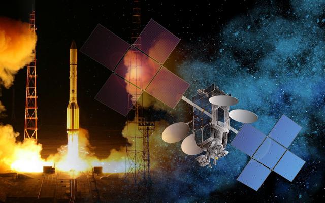 Raketenstart mit der russischen Proton M! Der Satellit an Bord ist zur Ausstrahlung hochaufgelöster Fernsehbilder von einer Position bei 61,5 Grad West im Geostationären Orbit gedacht.Raketenstart mit der russischen […]
