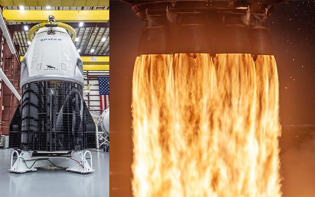 """Noch im Januar soll der erste Testflug der bemannten SpaceX Kapsel """"Dragon"""" zur ISS stattfinden und damit eine neue Ära der amerikanischen, bemannten Raumfahrt einläuten welche seit 2011 auf […]"""